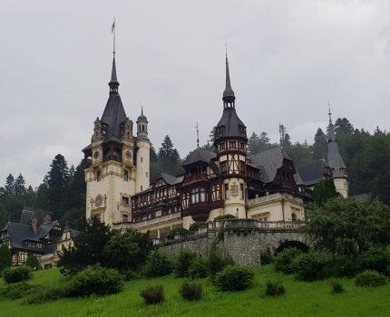 Szlakiem rumuńskich zamków