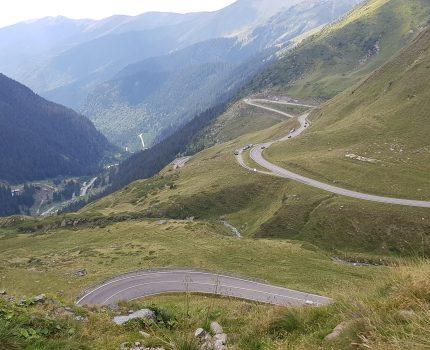 Rumuńskie trasy Trans
