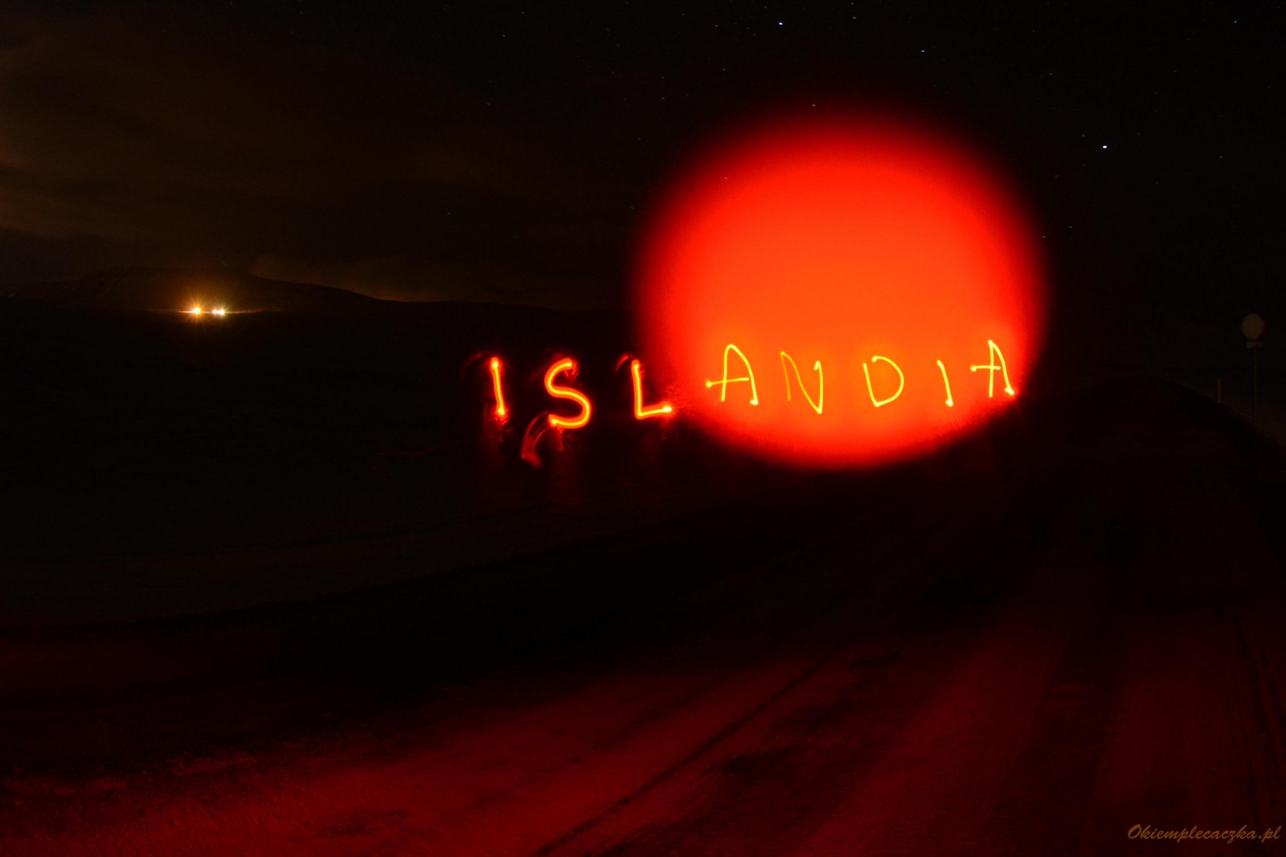 Islandia – kraina lodu i ognia