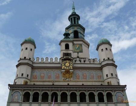 Zwiedzamy Poznań