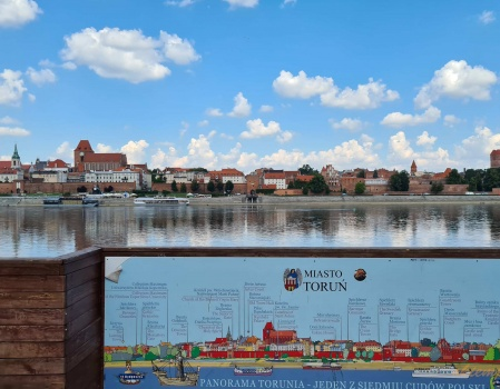 Zwiedzamy Toruń