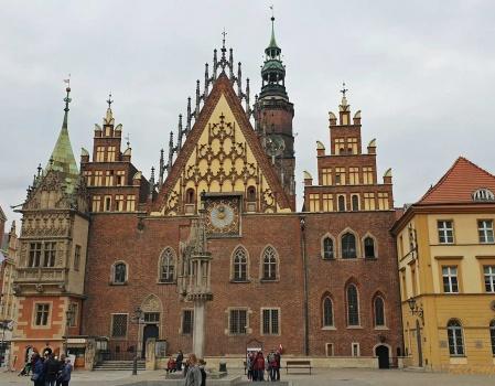 Zwiedzamy Wrocław